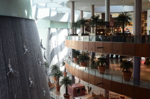 The Waterfall, The Dubai Mall