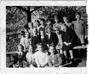 Class Photo, Glen Osmond Primary School 1955