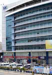 One of three campuses of the University of Cebu.