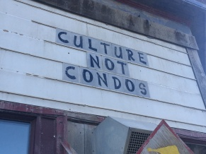 Earmaked for demolition–Winnipeg.