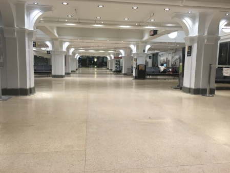 The Concourse and waiting area